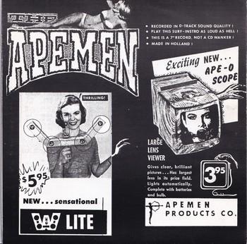 Apemen - Mono Men