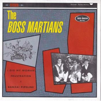 Boss Martians