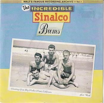 Incredible Sinalco Bums