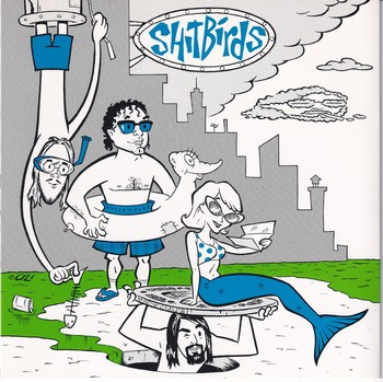 Shitbirds - Simon & The Bar Sinisters