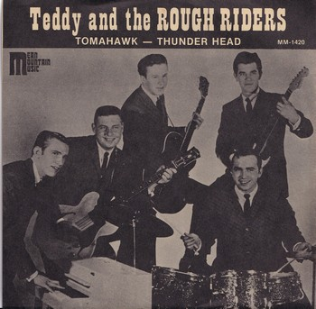 Teddy and The Rough Riders