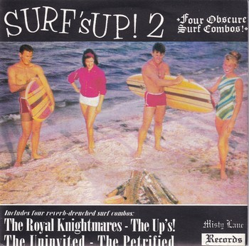 Var. Art. - Surf's Up 2