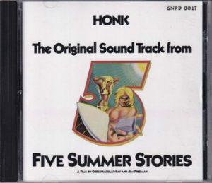 OST - Honk
