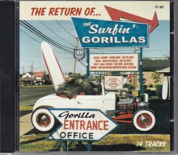 Surfin' Gorillas