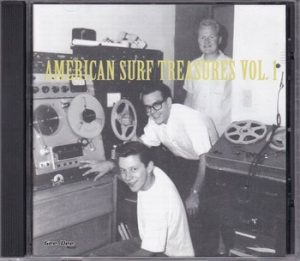 American Surf Treasures Vol. 1