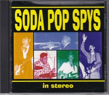 Soda Pop Spys